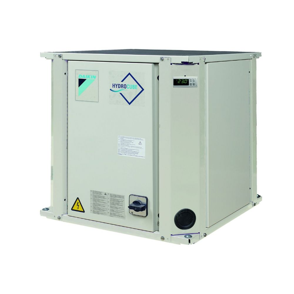 Daikin Packaged Water-cooled Water Chillers EWWQ162KBW1N 155Kw/527000Btu 415V~50Hz